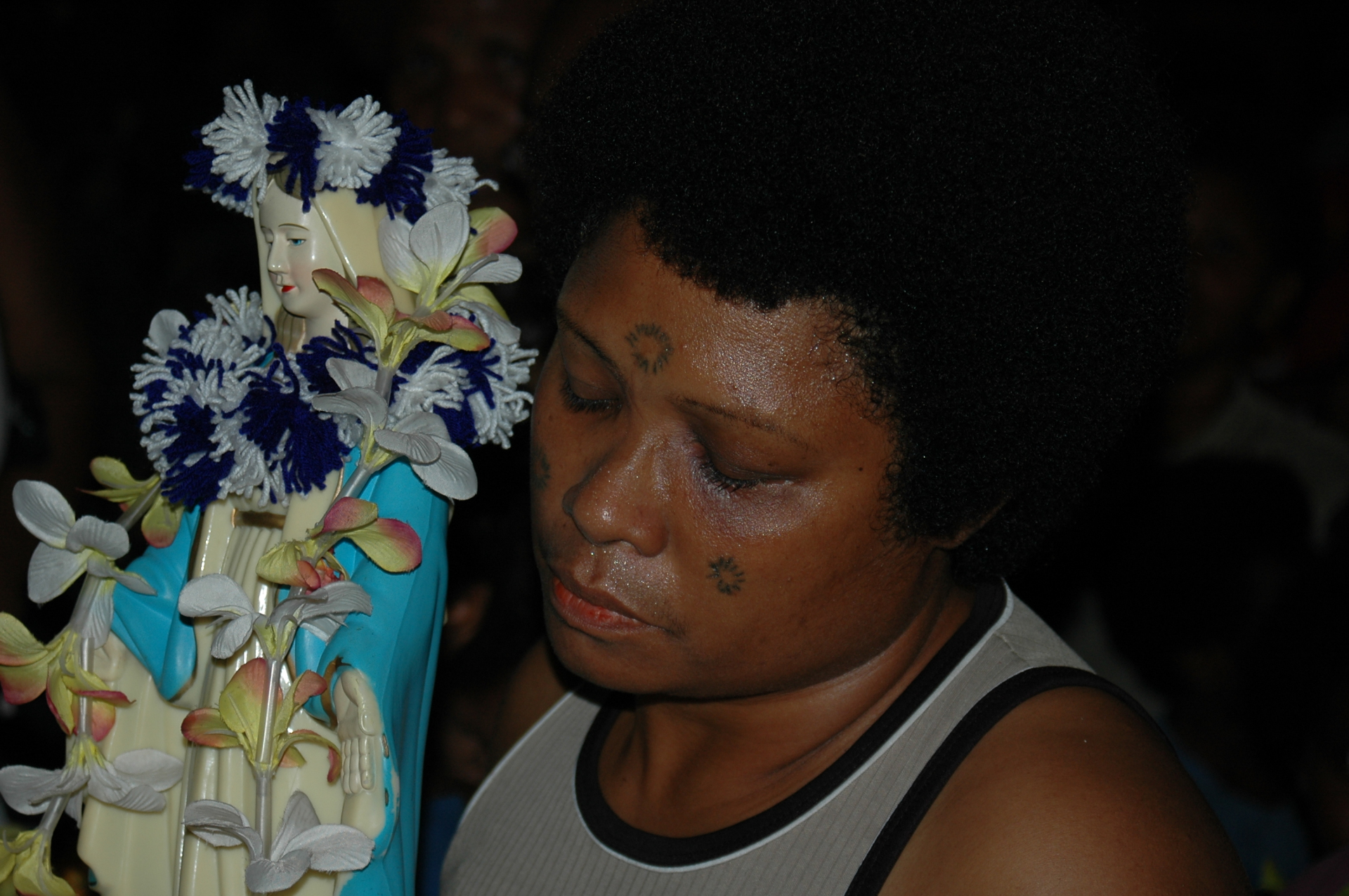 Marian devotion and domestic violence in Port Moresby